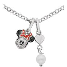 Disney Minnie Mouse Pearl Necklace