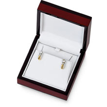 Royal Collection Pendant or Earring Box b:1011:b