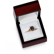 Royal Collection Ring Box b:1001:b