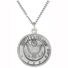 U.S. Army Saint Christopher Medal md:1088:ss